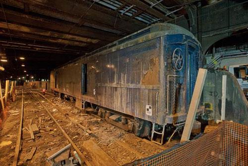fdr-train